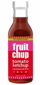 Fruitchup Whole30 Paleo Ketchup (13 oz bottle)