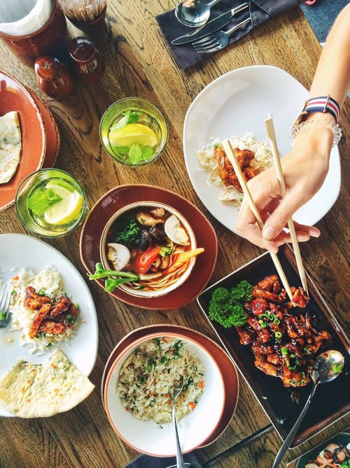 Know About The Types of Asian Cuisine